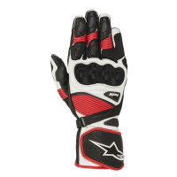 Alpinestars Sp-1 V2 Gloves Black White Red