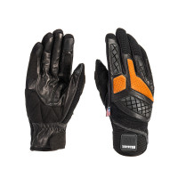 Blauer URBAN SPORT summer gloves Black Orange