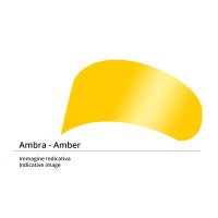 HJ-V9 Amber HJC sun visor