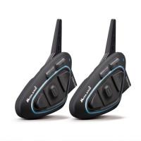 Midland BTX2 PRO S LR double Bluetooth intercom with hi fi speaker
