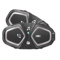 Cellular Line Connect interphone bluetooth double