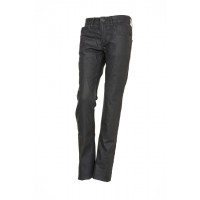 Esquad woman jeans Silva with kevlar insert oil grey