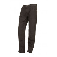 Esquad jeans Milo with kevlar insert bronze