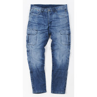 Motto Italia Cargo motorcycle Jeans with Kevlar