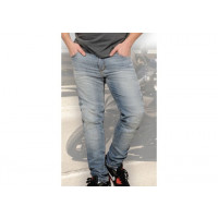 Motto jeans Italia with Kevlar light blue