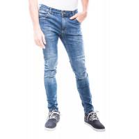 Motto MILANO jeans with aramidic fiber Light Blue