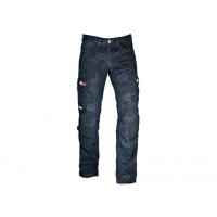 Motto jeans Urban with Kevlar blue