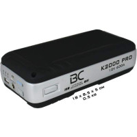 Jumpstarter battery starter and powerbank BC Booster K2000 PRO