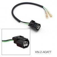 Barracuda arrow cables kit for KN2ADATT series led system for KAWASAKI