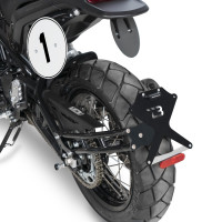 Barracuda SIDE NAKED BL5104SN license plate kit for Benelli