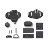 Cellular Line Sponge and Brackets spare parts for Interphone Tour- Sport and Urban