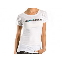 Alpinestars Letterpress Skinnt T-Shirt white