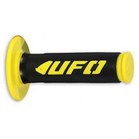 Couple knobs UFO CHALLENGER Cross-Enduro Yellow