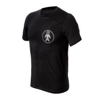 T-shirt Motoabbigliamento MLAT Nero