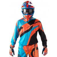 Acerbis Profile MX17 cross jersey Blue Orange Black