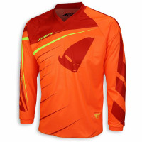 Ufo Plast Hydra Boy kids jersey orange