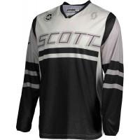 SCOTT 350 Race cross jersey black grey