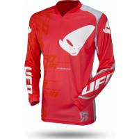 Ufo Plast INDIUM cross jersey Red