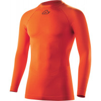 Acerbis Evo Underwear shirt long sleeve Orange