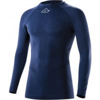 Acerbis Evo Underwear shirt long sleeve Blue