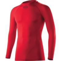 Acerbis Evo Underwear shirt long sleeve Red