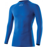 Acerbis Evo Underwear shirt long sleeve Royal Blue