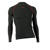 Tcx Base Layer Summer seamless Necked top
