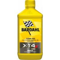 Bardahl XTS C60 10W-40 lubricating engine oil 1 liter for 4T engines