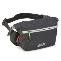 Givi EA125 Water Resistant Black Belt Bag
