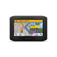 Garmin ZUMO 396LMT-S Full Europe navigator with bracket and car