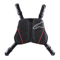 Alpinestars Nucleon KR-C chest protector Black Red White