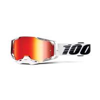 100% Armega lightsaber red mirror lens