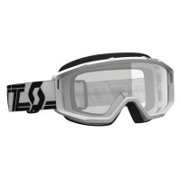 Scott  Primal cross goggle clear white black clear works