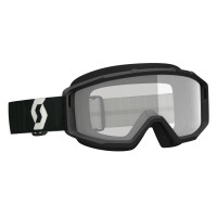 Scott Primal cross goggle clear black grey clear works