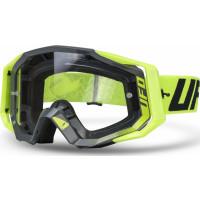 Ufo Plast MYSTIC cross goggles Black Fluo Yellow