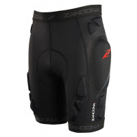 Zandonà Soft Active Child Protective Shorts Black