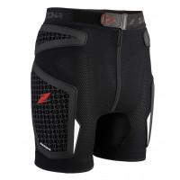 Zandonà Netcube protective shorts Black