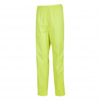 Tucano Urbano Nano Rain pants Plus yellow fluo