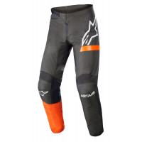 Alpinestars FLUID CHASER cross pants Anthracite Coral Fluo