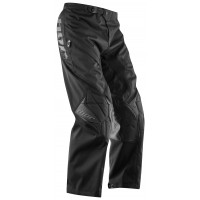 Pantaloni cross donna Thor Phase Over the Boot neri