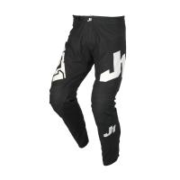 Just1 J-ESSENTIAL cross pants Black