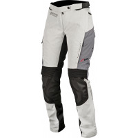 Alpinestars STELLA ANDES V2 DRYSTAR pants light grey black dark grey