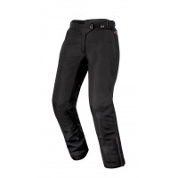 Pantaloni moto donna Alpinestars Stella Protean Drystar nero vio