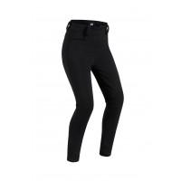 MJ - Promo Jeans Spring womens motorcycle pant Deep Black
