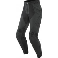 Dainese PONY 3 LADY LEATHER PANTS Black Matt