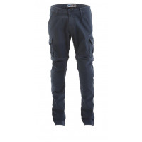 Pmj - Promo Jeans trousers Santiago zip navy