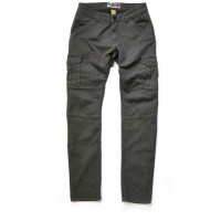 PMJ Santiago motorcycle pants Grey