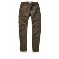 PMJ Santiago motorcycle pants Brown