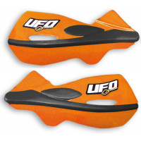 Ufo Patrol universal dual injection handguards Orange