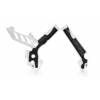 Frame protector Acerbis 0017813 X-GRIP KTM White